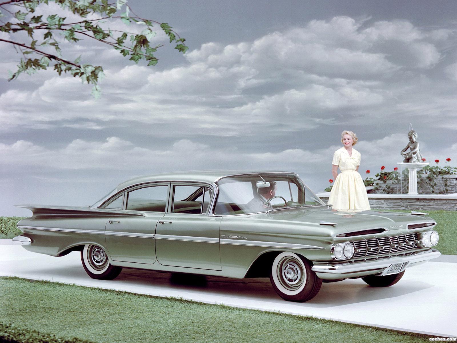Galería de Chevrolet bel air 4