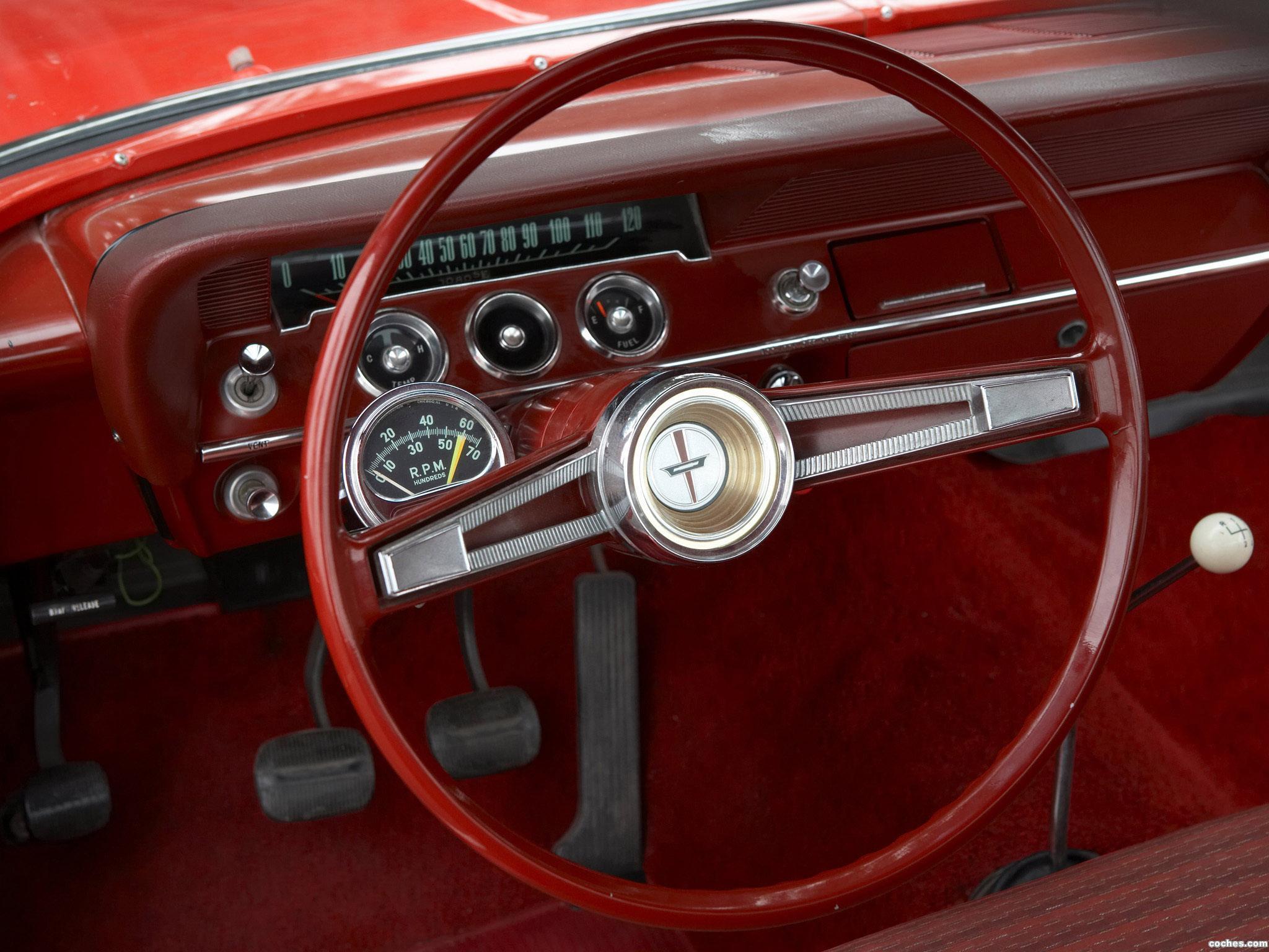 Foto 4 de Chevrolet Bel Air 409 Sport Coupe 1962