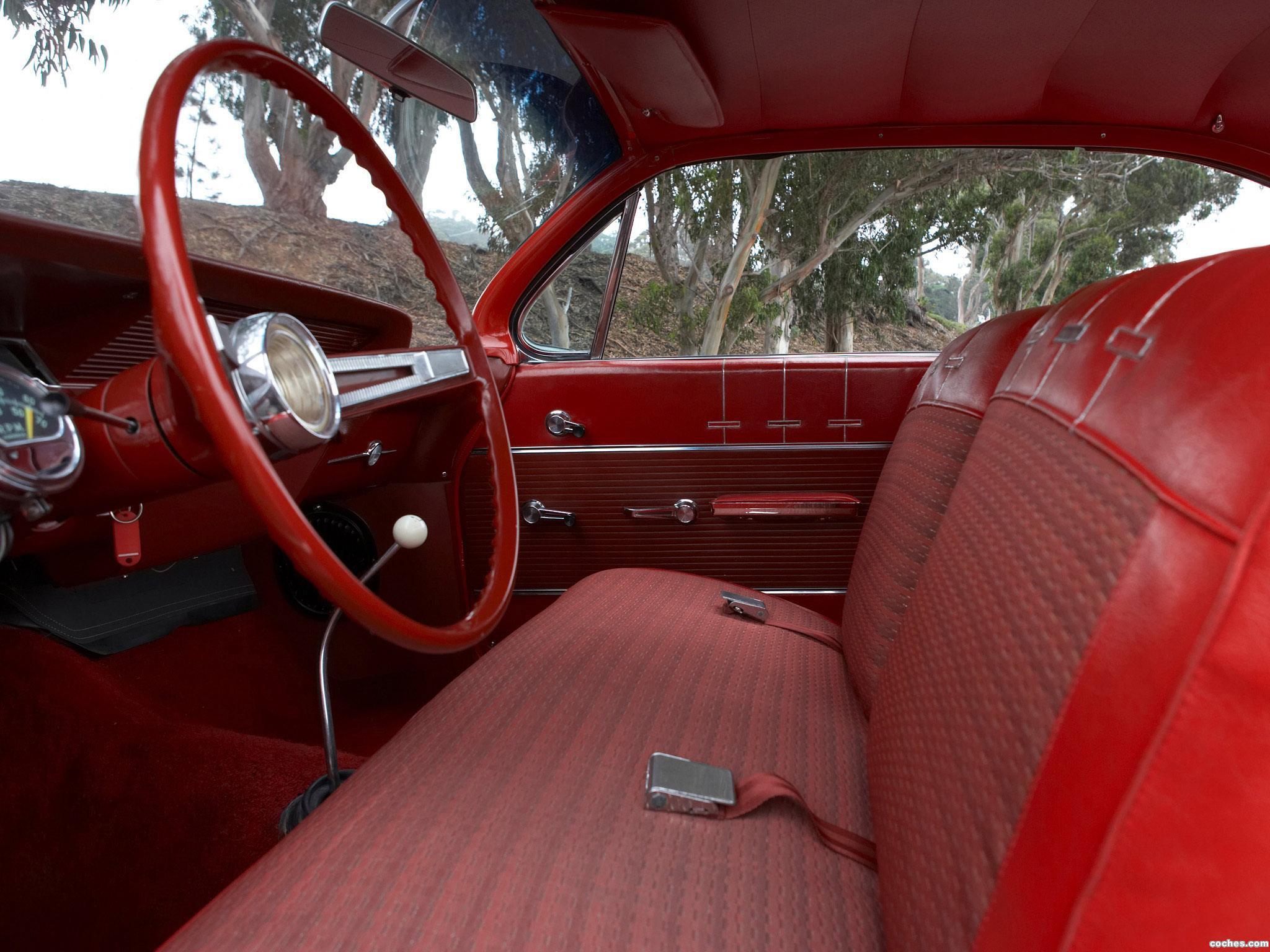 Foto 3 de Chevrolet Bel Air 409 Sport Coupe 1962