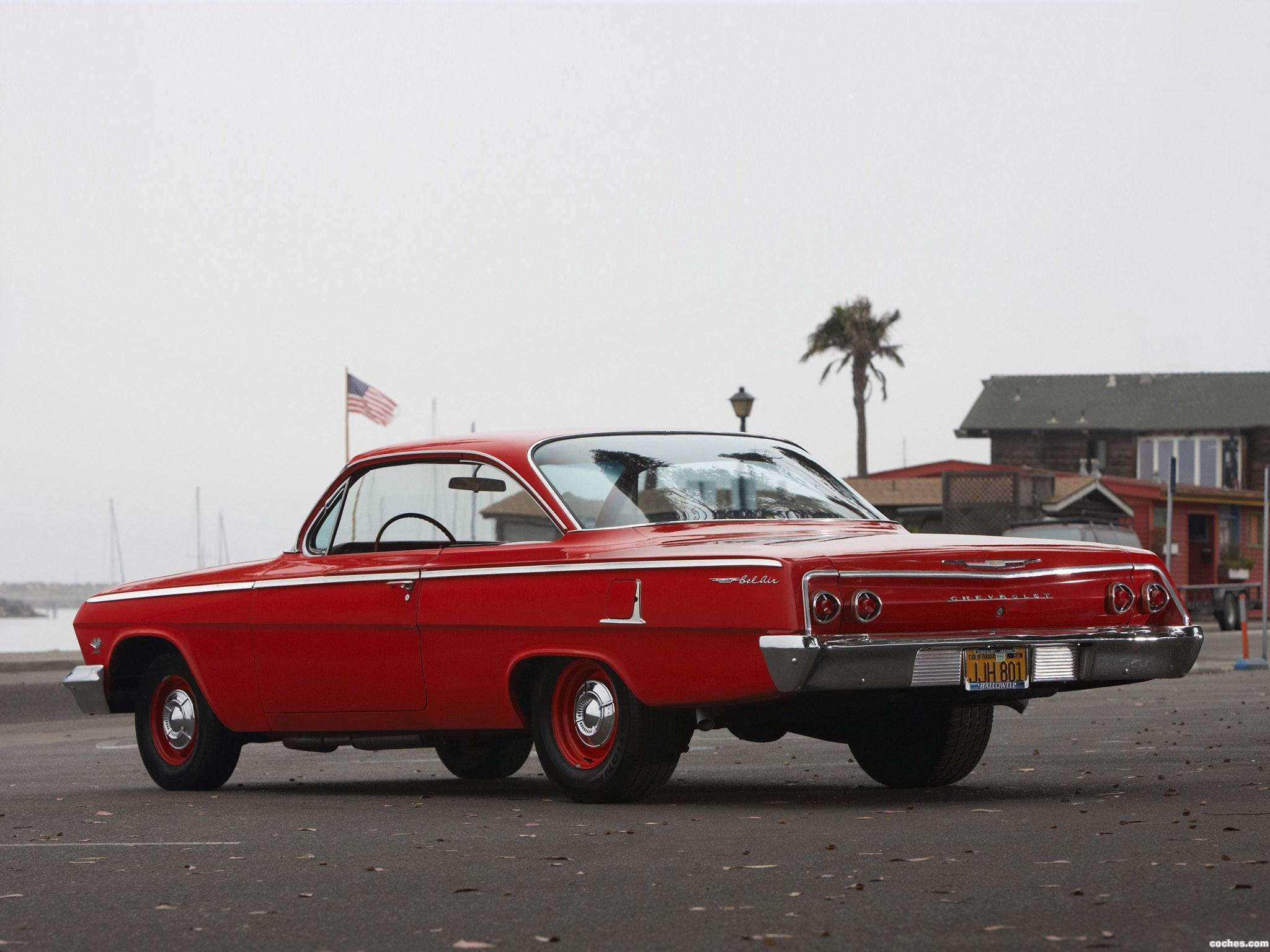 Foto 1 de Chevrolet Bel Air 409 Sport Coupe 1962