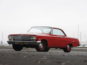 Fotos de Chevrolet Bel Air 409 Sport Coupe 1962
