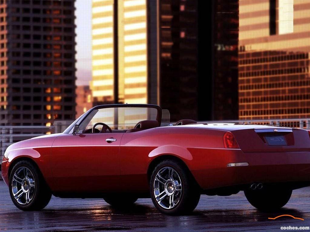 Foto 2 de Chevrolet Bel Air Concept 2002