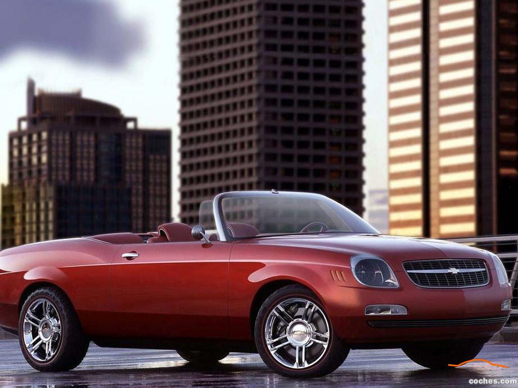 Foto 0 de Chevrolet Bel Air Concept 2002