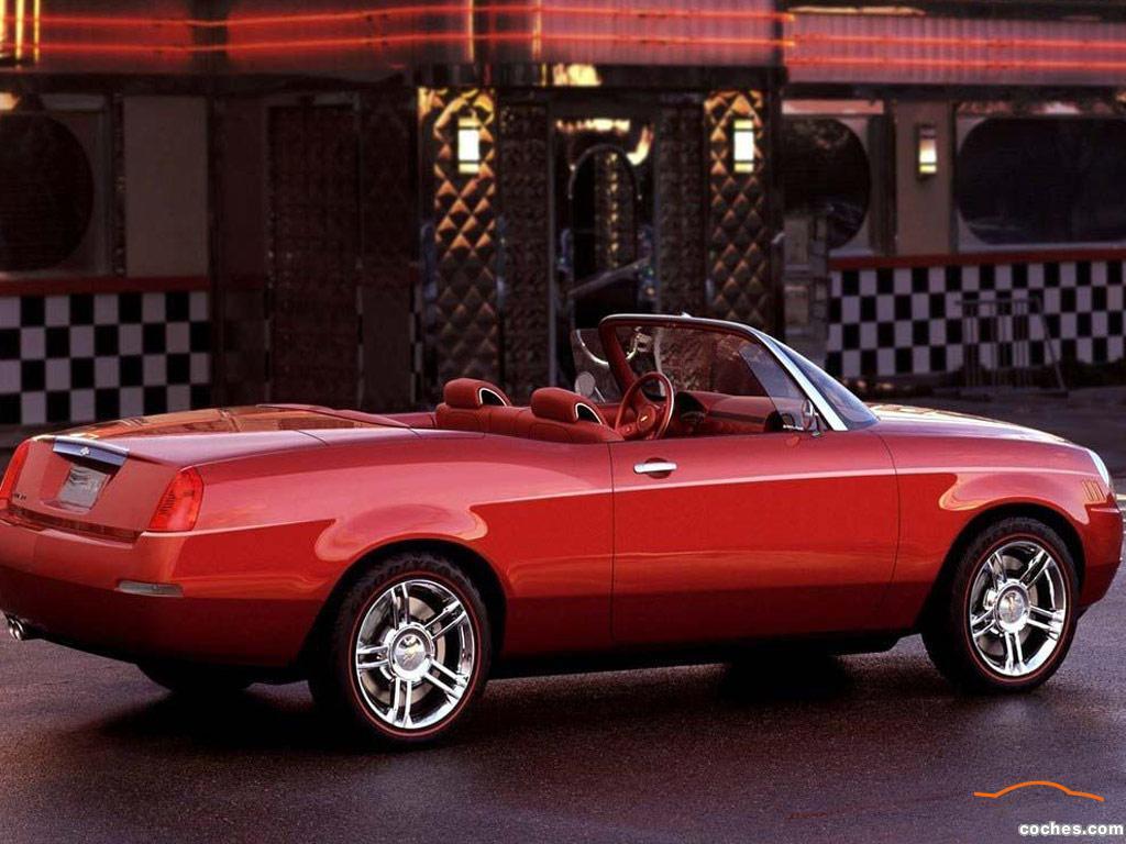 Foto 4 de Chevrolet Bel Air Concept 2002