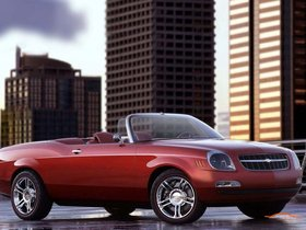 Ver foto 4 de Chevrolet Bel Air Concept 2002