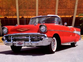 Ver foto 5 de Chevrolet Bel Air Convertible 1957
