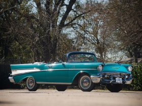 Ver foto 4 de Chevrolet Bel Air Convertible 1957