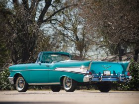 Ver foto 3 de Chevrolet Bel Air Convertible 1957