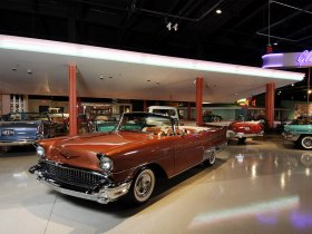 Ver foto 2 de Chevrolet Bel Air Convertible 1957