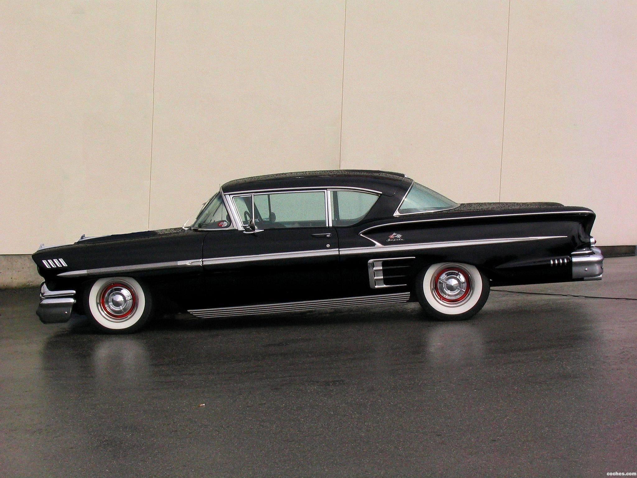 Foto 5 de Chevrolet Bel Air Impala 1958