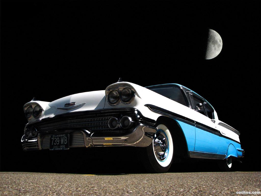 Foto 4 de Chevrolet Bel Air Impala 1958