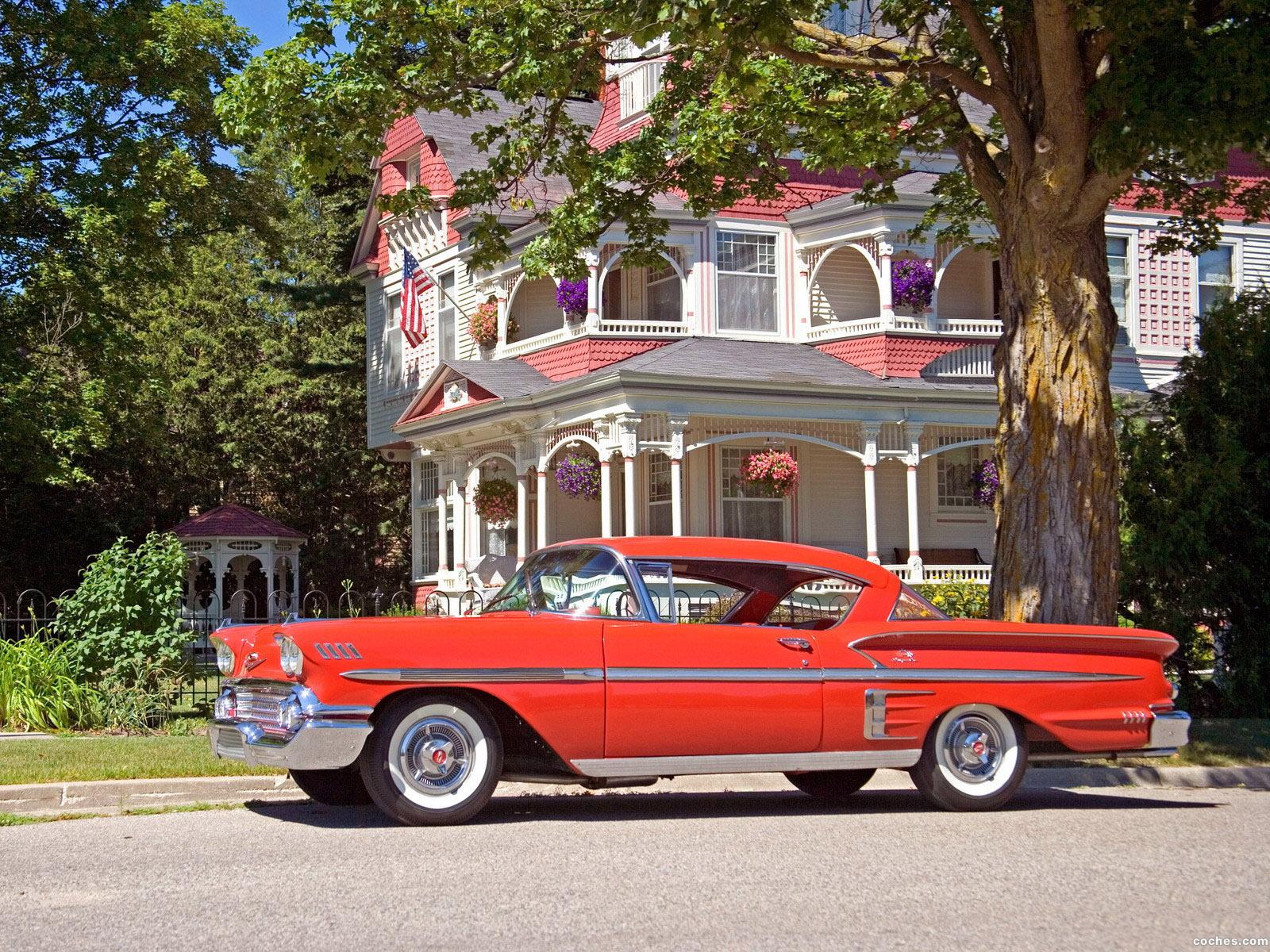 Foto 3 de Chevrolet Bel Air Impala 1958