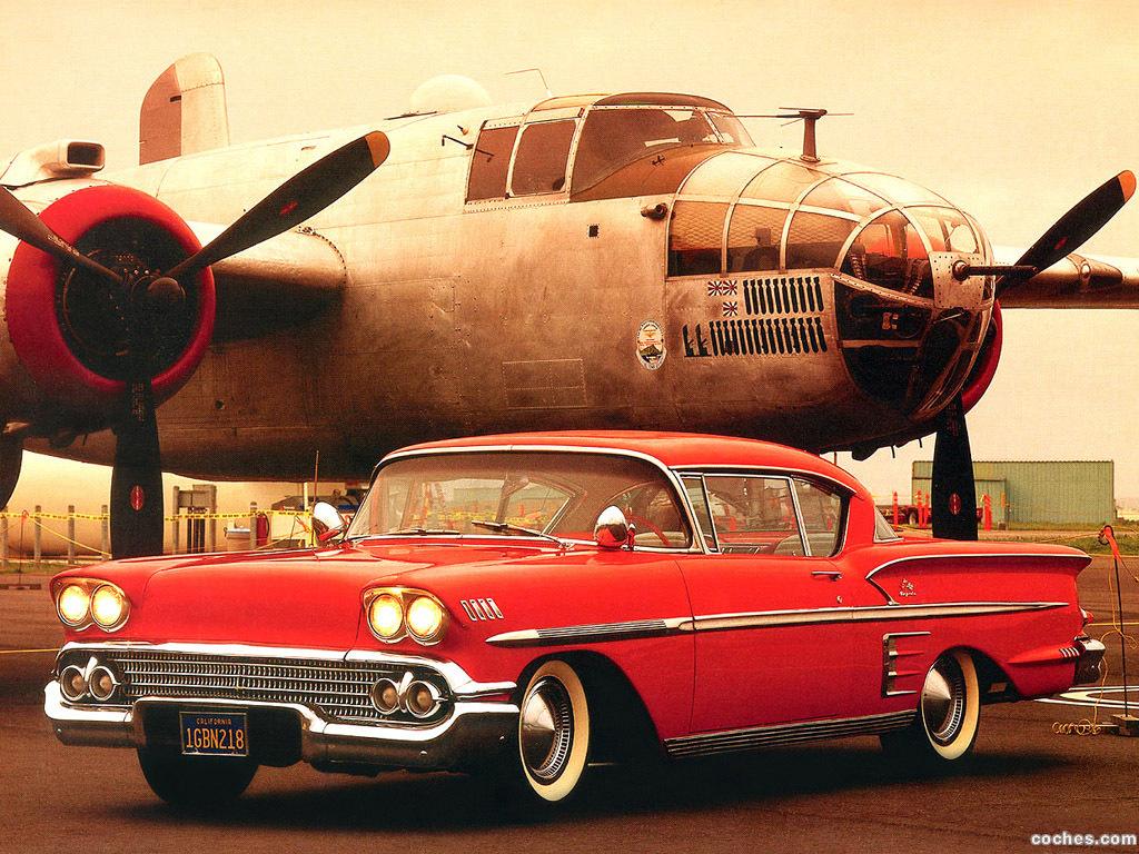 Foto 2 de Chevrolet Bel Air Impala 1958