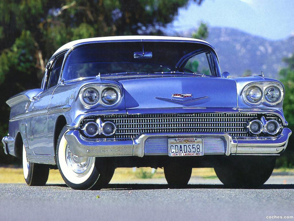 Foto 0 de Chevrolet Bel Air Impala 1958