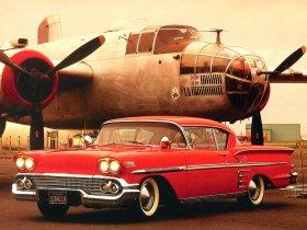 Ver foto 3 de Chevrolet Bel Air Impala 1958