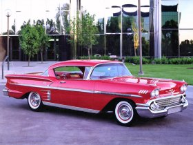 Ver foto 2 de Chevrolet Bel Air Impala 1958