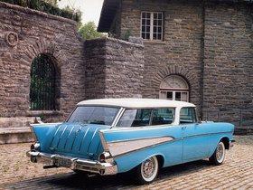 Ver foto 4 de Chevrolet Bel Air Nomad 1957