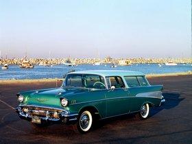 Ver foto 2 de Chevrolet Bel Air Nomad 1957