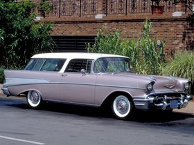 Fotos de Chevrolet Bel Air Nomad 1957