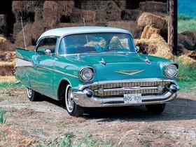 Ver foto 2 de Chevrolet Bel Air Sport Coupe 1957