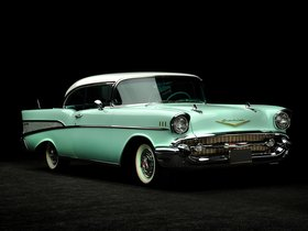 Ver foto 1 de Chevrolet Bel Air Sport Coupe 1957