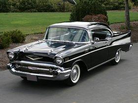 Ver foto 8 de Chevrolet Bel Air Sport Coupe 1957