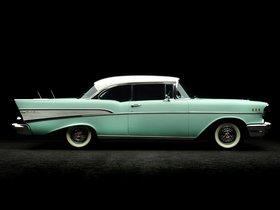 Ver foto 7 de Chevrolet Bel Air Sport Coupe 1957