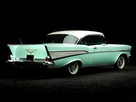 Ver foto 4 de Chevrolet Bel Air Sport Coupe 1957