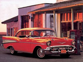 Ver foto 3 de Chevrolet Bel Air Sport Coupe 1957