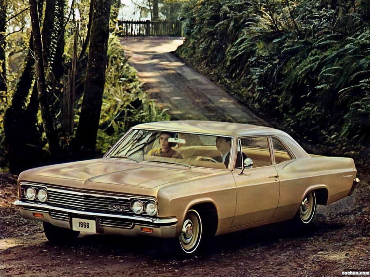 Foto 0 de Chevrolet Biscayne 2 puertas Sedan  1966