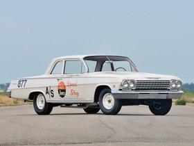 Ver foto 6 de Chevrolet Biscayne 409 HP 2 door Sedan Race Car 1962