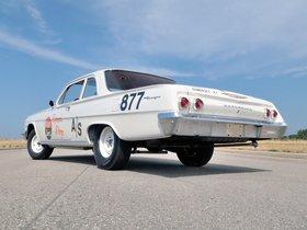 Ver foto 4 de Chevrolet Biscayne 409 HP 2 door Sedan Race Car 1962
