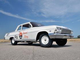 Ver foto 1 de Chevrolet Biscayne 409 HP 2 door Sedan Race Car 1962