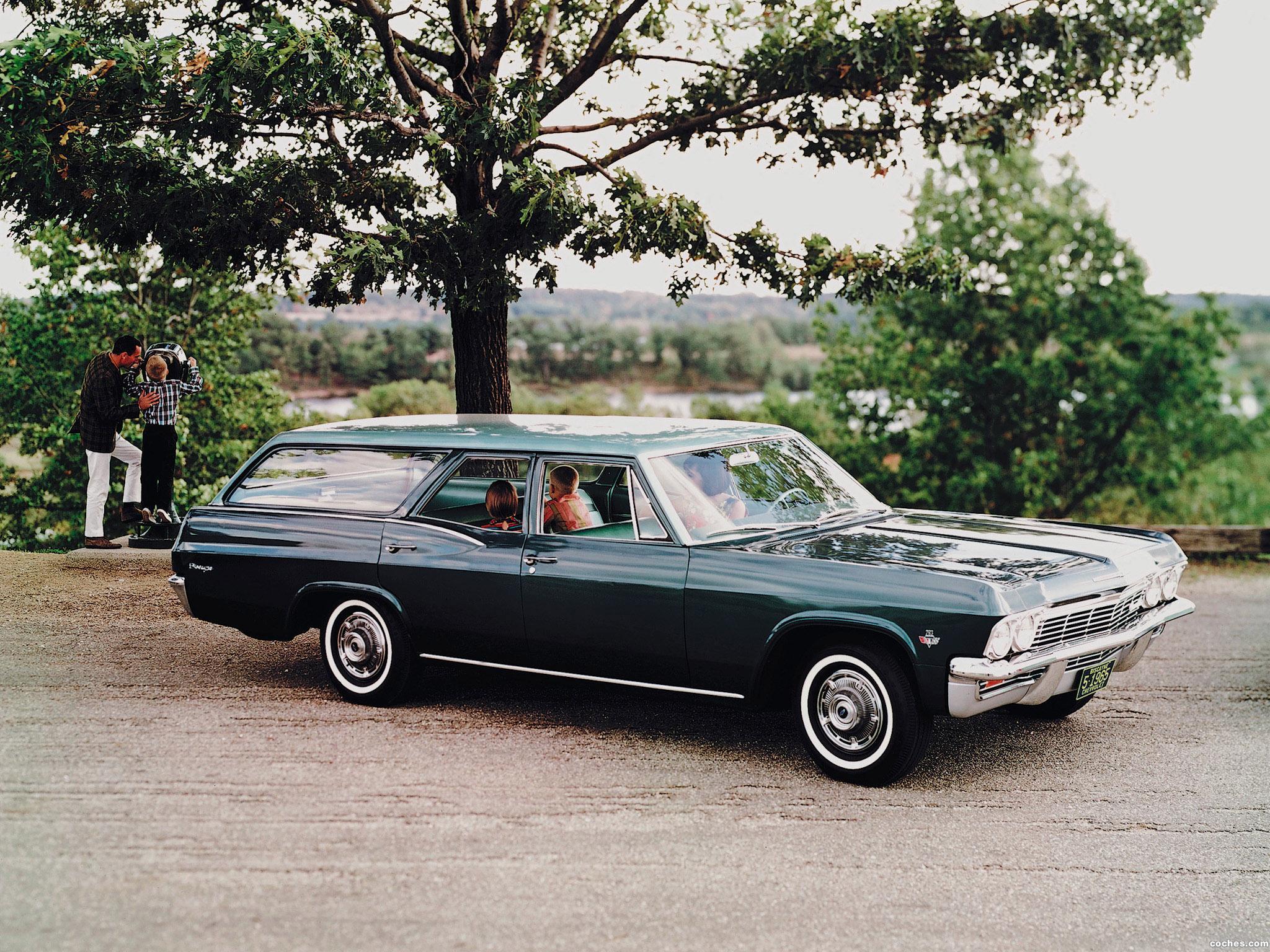 Foto 0 de Chevrolet Biscayne Station Wagon 1965