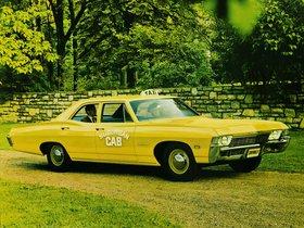 Fotos de Chevrolet Biscayne Taxi 1968