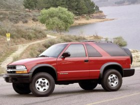 Ver foto 6 de Chevrolet Blazer 1999
