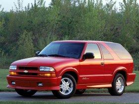 Ver foto 5 de Chevrolet Blazer 1999