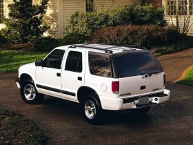 Ver foto 3 de Chevrolet Blazer 1999