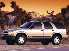 Ver foto 2 de Chevrolet Blazer 1999