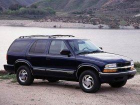Ver foto 1 de Chevrolet Blazer 1999
