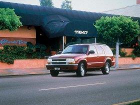 Ver foto 14 de Chevrolet Blazer 1999