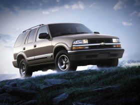 Ver foto 12 de Chevrolet Blazer 1999
