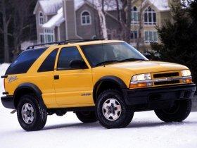 Ver foto 11 de Chevrolet Blazer 1999
