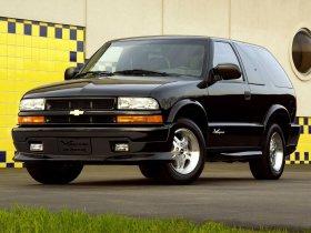 Ver foto 10 de Chevrolet Blazer 1999