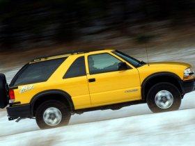 Ver foto 9 de Chevrolet Blazer 1999
