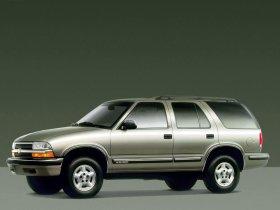 Ver foto 8 de Chevrolet Blazer 1999