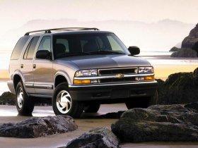 Ver foto 7 de Chevrolet Blazer 1999