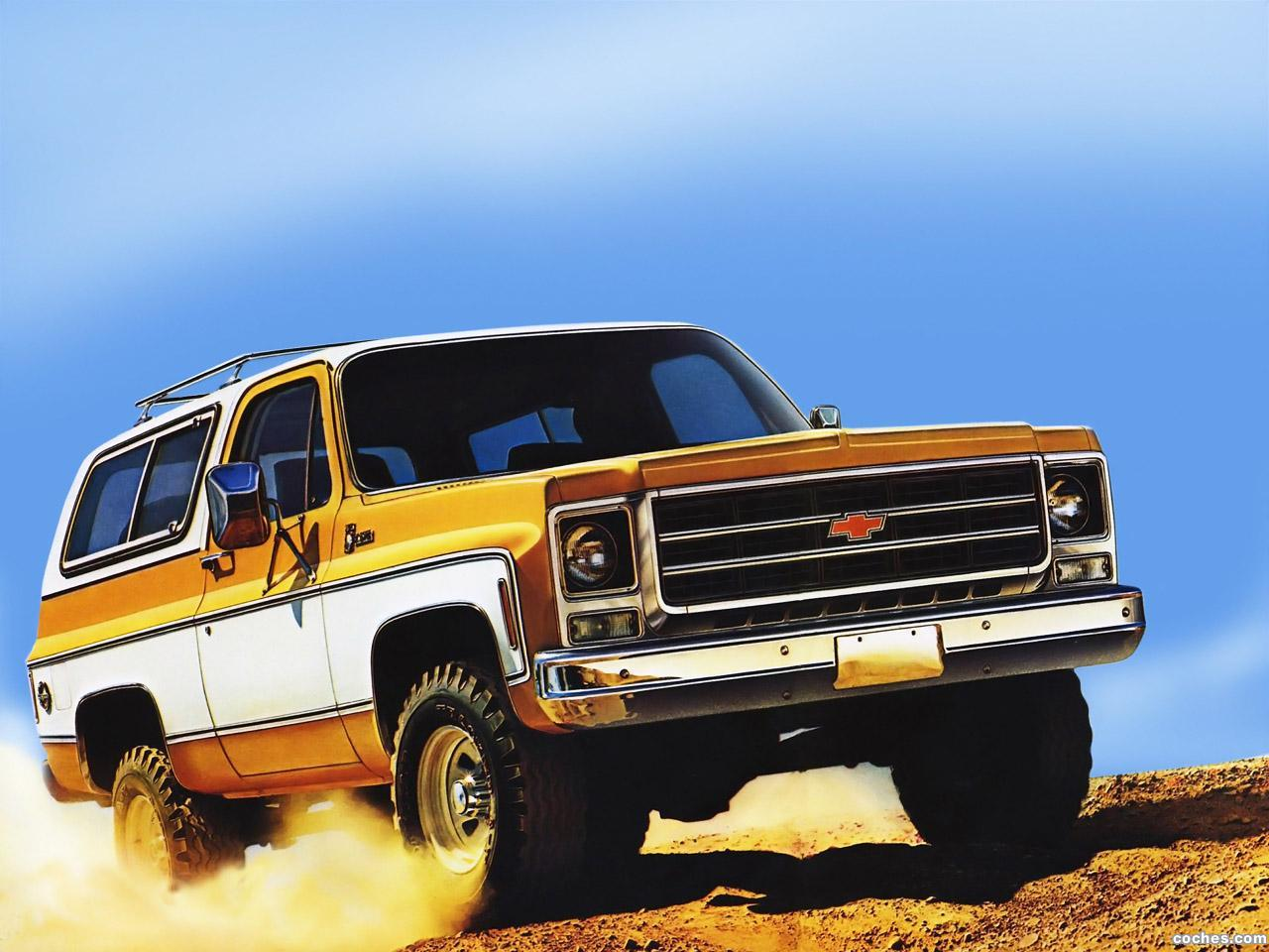 Foto 0 de Chevrolet Blazer K5 1978