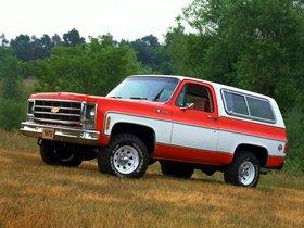 Ver foto 6 de Chevrolet Blazer K5 1978