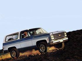 Ver foto 5 de Chevrolet Blazer K5 1978